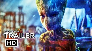 AVENGERS: INFINITY WAR Special Look Trailer NEW (2018) Marvel Superhero Movie HD