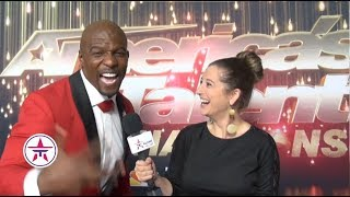 AGT Champions: Terry Crews REPLACING Tyra Banks As Host Permanently?