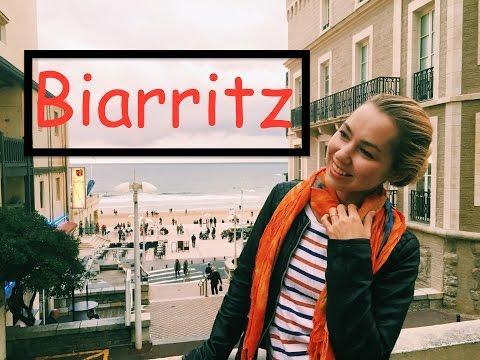 BIARRITZ PAYS BASQUE TRAVEL VLOG  Nicole Deli