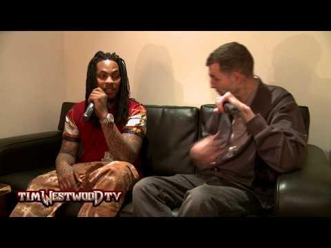 Waka Flocka Flame talks Gucci Mane, probation & car wash shooting - Westwood