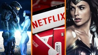 Halo 6 2017? No. + No Netflix on Nintendo Switch + Wonder Woman in Trouble? - The Know