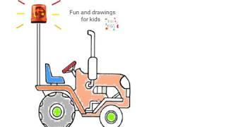 Traktor Untuk Anak-Anak