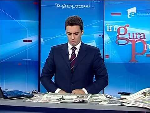 In Gura Presei 2 Noiembrie 2011 cu Mircea Badea - Meet Joe Black