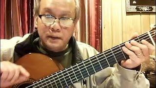 Bấm Tắt Hợp Âm Ở Ngăn Cao (Bao Hoang Guitar)