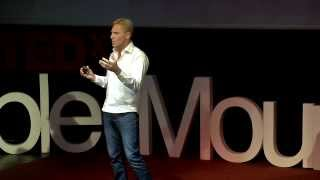 Nothing is impossible: Braam Malherbe at TEDxTableMountain