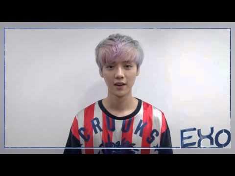dodolpop EXO Luhan Video alarm Morning call (Chinese Ver)