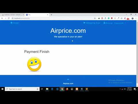 Simple Flight Ticket Booking System In PHP | Source Code & Projects