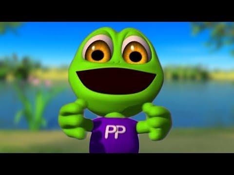 El Sapo Pepe - Las Canciones de la Granja de Zenón 2