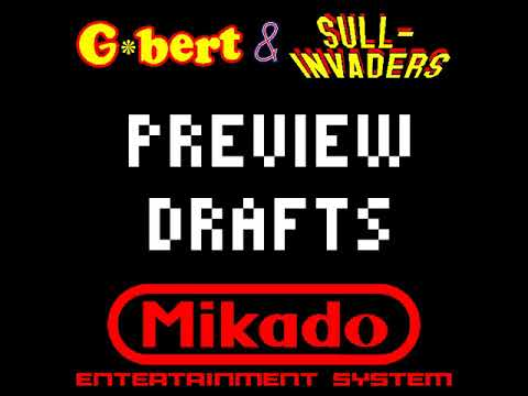 [Mikado Entertainment System drafts] 9: For Menus, Sir, Hold B-Select