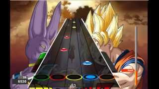 Repeat youtube video DBZ   Batalla de los dioses Flow Hero latino-guitar flash