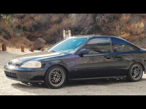 Turbo Honda Civic Review!-The Cheapest Fun Car Ever?