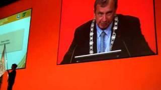 IAGG- Pr Bruno Vellas- new president 2009-2013