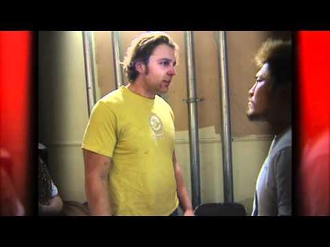 DGUSA.tv - Kamikaze USA confronts Tozawa