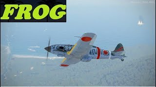 Kittyhawk vs 'Kawasaki'  IL-2 BOS japanese Army Air skins