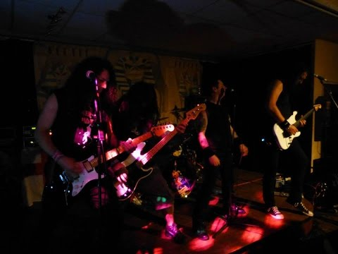 Higher-on Maiden (live @ 'The Waltham Forest Social Club') - 11/10/2014
