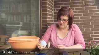 Fatale Unachtsamkeit: Frauke hackt sich beim Holzspalten die Hand ab - Rohschnitt bluptv