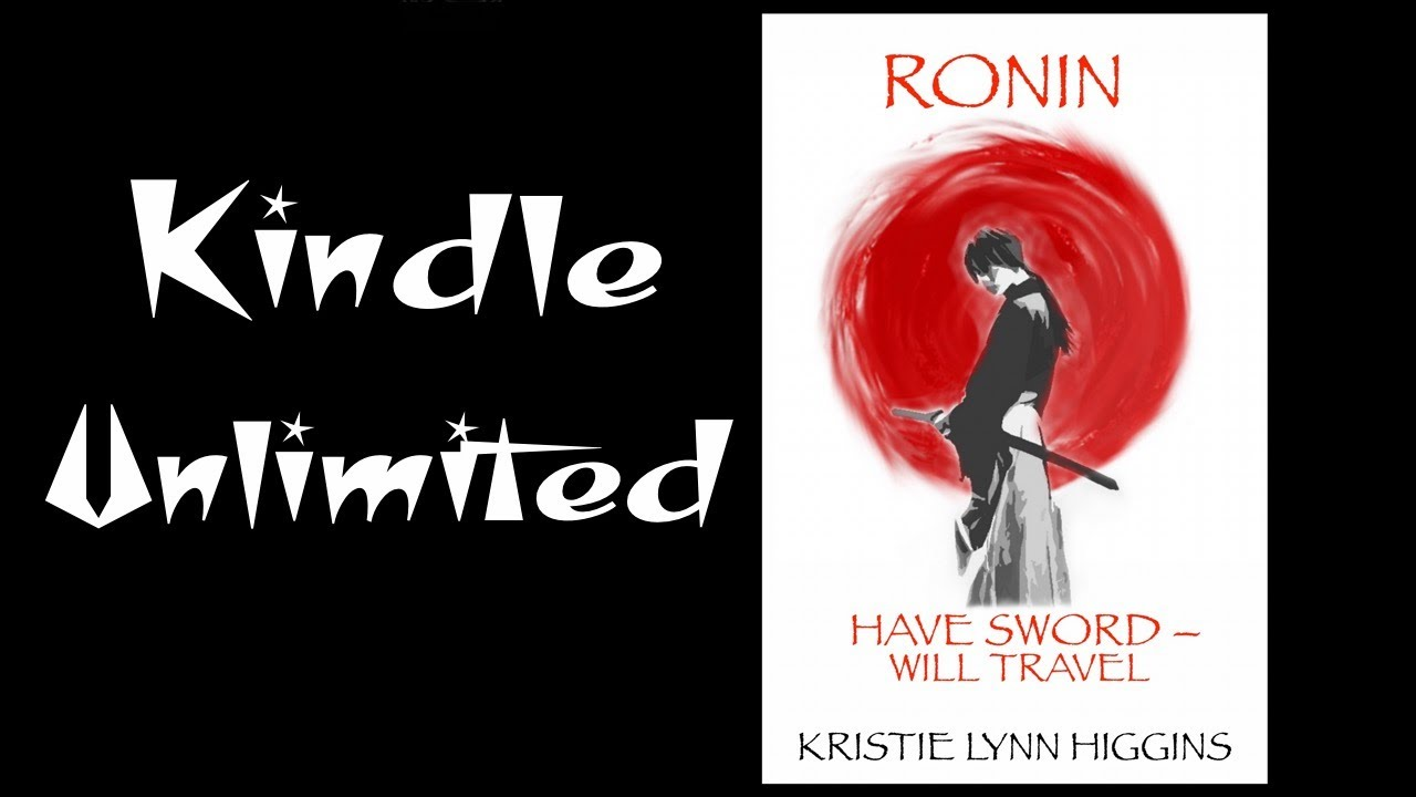 Ronin Have Sword–Will Travel free illustrated mystery book Kindle Unlimited  samurai adventures