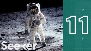 The Crazy Things Astronauts Did to Survive the First Moon Landing | Apollo