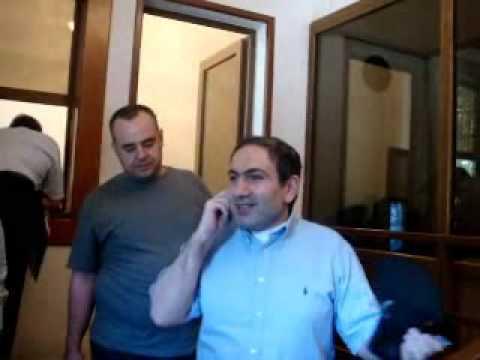 Nikol Pashinyan came