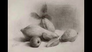 Drawings by the Taiwanese Artist, Chien Chung-Wei