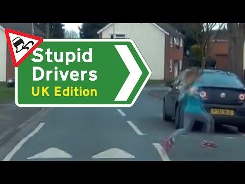 Stupid Drivers UK - 03 - Shropshire & Worcestershire - Animal Crossing!