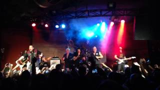 Metal Singers - Living After Midnight - Music Hall, Curitiba, Brasil, 15.01.2015