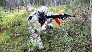 Тактические брюки и куртка Combat G3 Crye Precision. Видеообзор