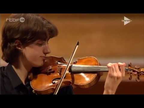 Stephen Waarts | Ysaye | Sonata No. 4 | 2015 Queen Elisabeth International Violin Competition