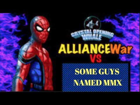 Alliance War OMNI Vs MMX  -Marvel Contest of Champions thumbnail