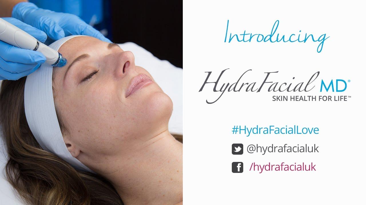 Introducing HydraFacial - Skin Health For Life 2016 - YouTube