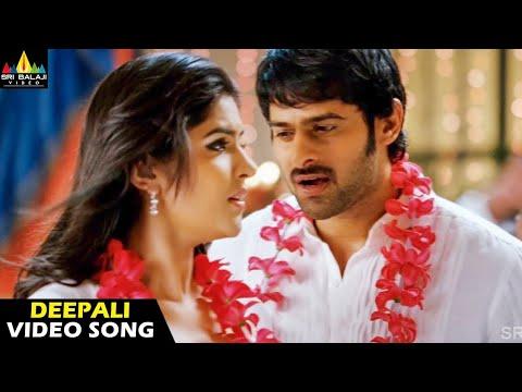 Rebel Songs | Deepali Video Song | Telugu Latest Video Songs | Prabhas, Deeksha Seth