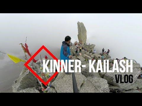 Kinner Kailash Yatra Trek 2017 - Complete Journey #Vlog