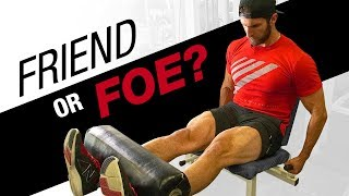 The TRUTH About Leg Extensions (BASED ON BIOMECHANICS!)