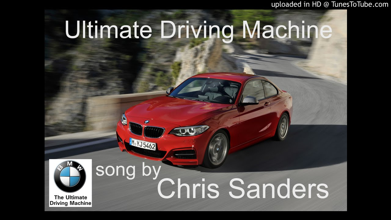 BMW So Alive Commercial Song by Goo Goo Dolls