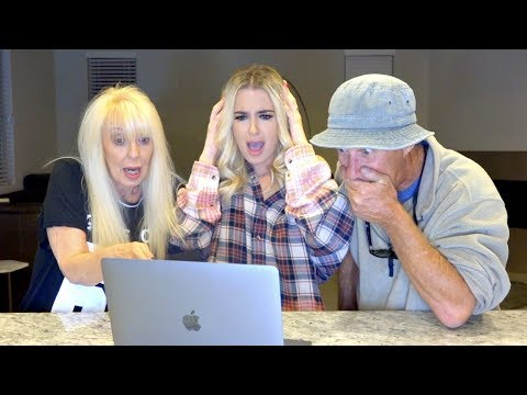 MY PARENTS REACT TO HEFNER VIDEO CRINGE