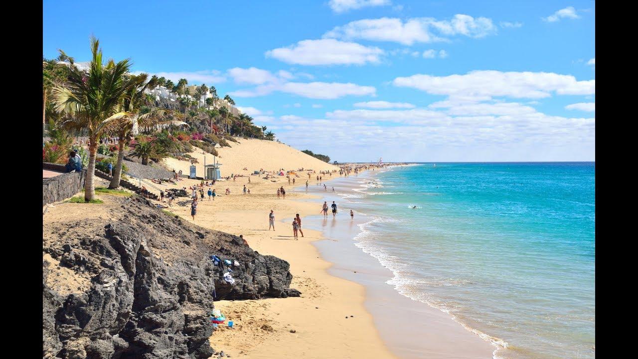 Allsun Hotel Esquinzo Beach Playa De Esquinzo Fuerteventura Kanaren Spanien