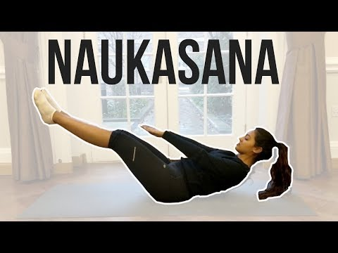 how-to-do:-naukasana-(boat-pose---supine)-|-anvita-dixit-|-yoga-with-anvita
