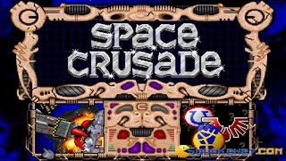 Space Crusade gameplay (PC Game, 1992)
