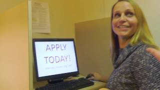 Picture Yourself HIRED at Messiah Lifeways! (Mannequin Challenge)