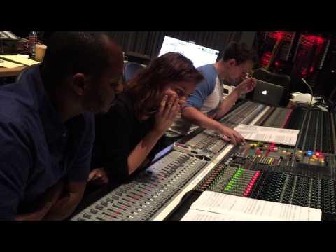 Kaddish. Recording at Sony
