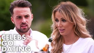 Love Island's Olivia Attwood Chats About Golden Showers on First Date?! | Celebs Go Dating