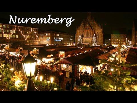 Nuremberg Christmas market Germany - Christkindlesmarkt  Nürnberg  Weihnachtsmarkt