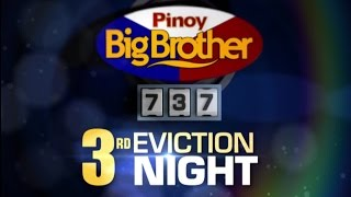 pinoy big brother 737 3rd eviction night teaser