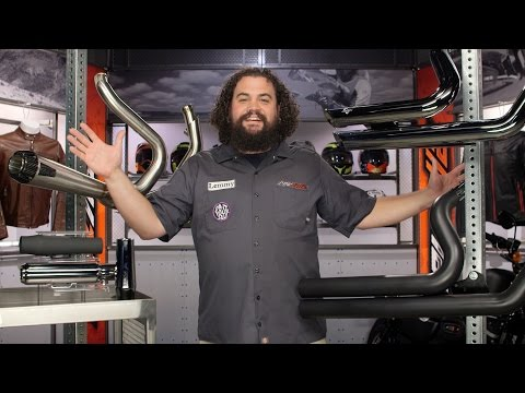 Thumbnail for Exhaust Buyers Guide for Harley Sportster