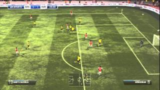 fifa 13 tutorial 4 2 3 1 formation guide