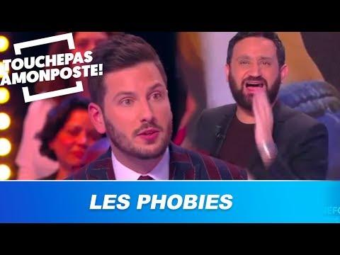 La phobie de Matthieu Delormeau : 'les femmes nues'