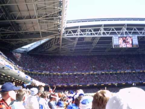 Brighton & Hove Albion 2004 Play Off Final - Montage