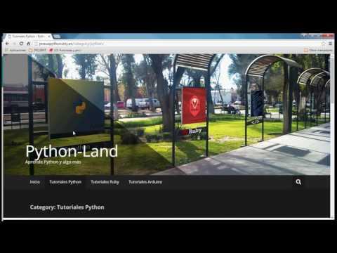Python 3 Blog