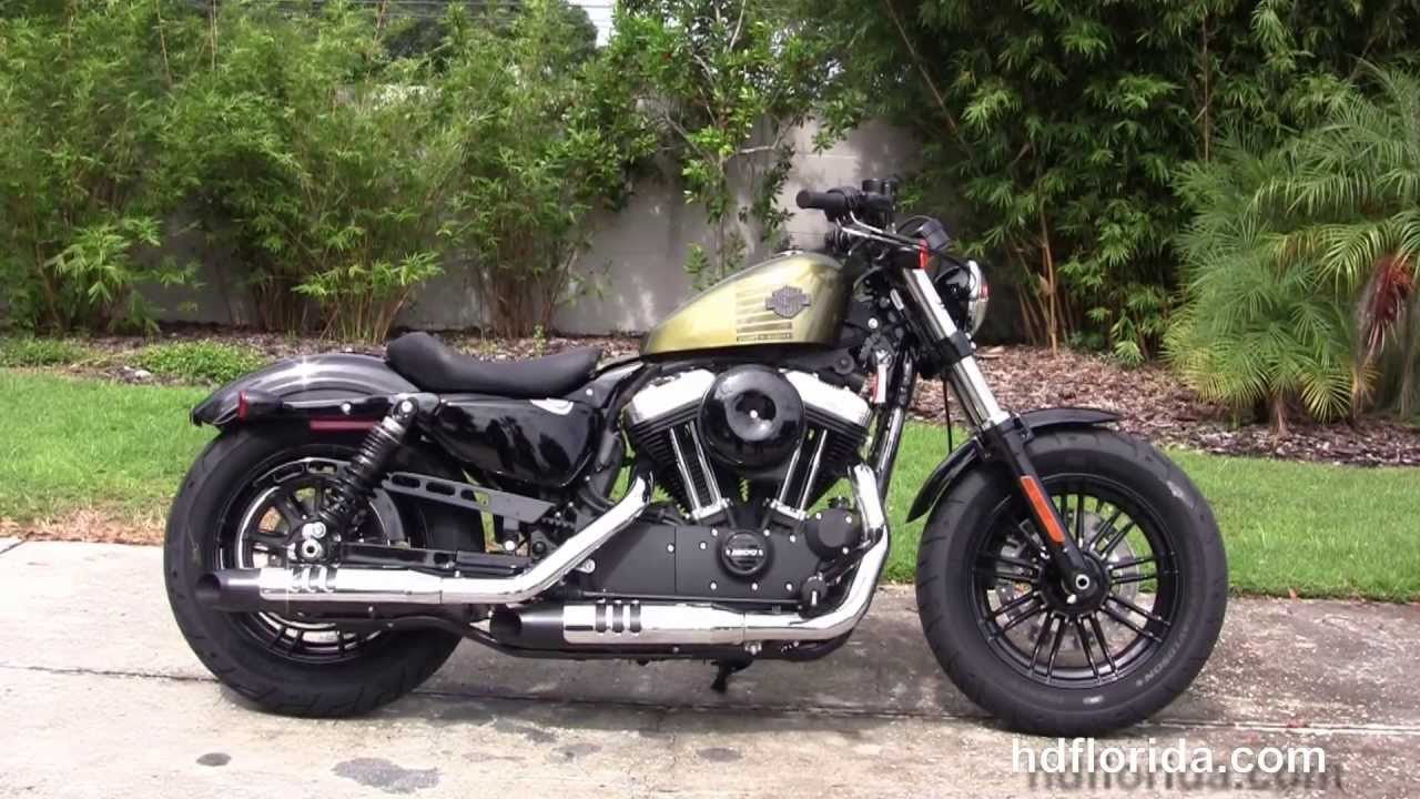 Harley Davidson: New 2016 Harley Davidson Sportster Forty-Eight Motorcycles
