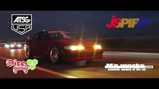 WEKFEST JAPAN 2015/FIVE MART/OSAKA JDM INTEGRA DC2